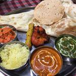 インド ダイニング カフェ マター - マタースペシャルオススメセット