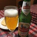 インド ダイニング カフェ マター - インドビール