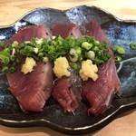 すし屋の佳賢 - 料理写真:〇カツオ