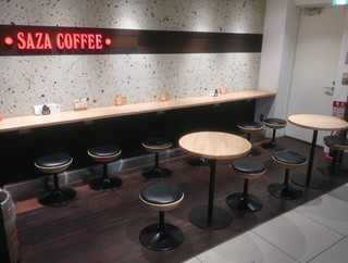 サザコーヒー ecute大宮店 - 店内