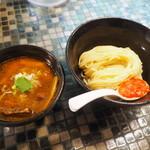 95192096 - 牛肉汁つけ麺 750円(並)