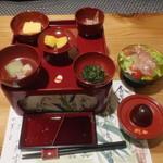 さくら鍋 鶴我 - 前菜
