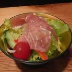 さくら鍋 鶴我 - サラダ