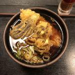 ゆで太郎 - 秋の天ぷら?
