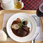 レストラン・ガーデン - 料理写真:★★★ 最後の晩餐 ¥1,800 お肉とお魚の両方が楽しめます