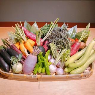 新鮮な鎌倉野菜を使用した「やさい焼き」は500円~