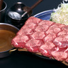 Musashi - 料理写真:武蔵おススメの牛タンしゃぶしゃぶ