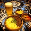 マサラ食堂 - 料理写真:夜限定のおトクな乾杯セット(¥1000)