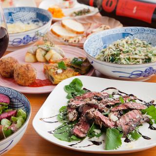 料理への追求・お客様への想いから作り上げる、伊×仏×和の融合