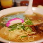 麺味 - ワンタンメン