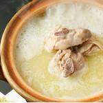 白濁鶏ガラ本スープ