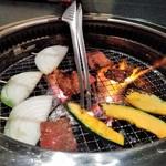 95200688 - [料理] 焼肉 & 焼き野菜 ③