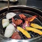 米沢亭 炭火苑 - [料理] 焼肉 & 焼き野菜 ⑤