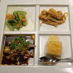 MASA'S KITCHEN - 前菜4種盛り合わせ