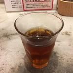 ソラノイロ ナゴヤ - 半券で得たウーロン茶