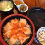 与香朗寿司 - はらこ飯