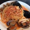 303 ネロ - 料理写真:スパゲッティ海の幸