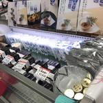 うに むらかみ - 売り場(新宿タカシマヤ「大北海道展」)