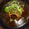 柏ノ木 - 料理写真:フカヒレあんかけ麺 ハーフサイズ