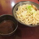 ひかり製麺堂 - ゆず風味のつけ麺、200g、680円。