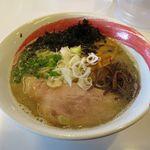 麺や 琥張玖 - 料理写真:塩らーめん(760円)