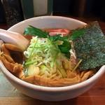 らーめん つけめん 和み屋 - 料理写真:天草大王の塩鶏そば 750円