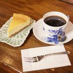 大森喫茶酒店 - 自家製チーズケーキとドリップコーヒー