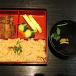 いち川うなぎ処 - 料理写真:うなぎまぜご飯