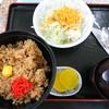 レストラン藤観光  - 料理写真:とりめし定食(780円)