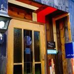 カフェ・ルーラル - ドアも可愛い