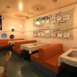 FUTSAL CAFE AREA - 内観写真: