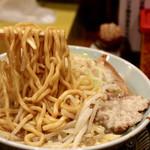 麺屋 まんてん - 麺リフト
