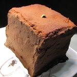 9522011 - お鷹の石畳と言うなのチョコケーキ
