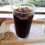 ドトールコーヒーショップ - アイスコーヒー(200円)