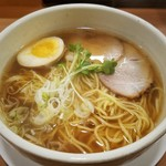 照麺 - 醤油ラーメン