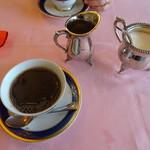 ボンジュール - セットのコーヒー