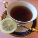 ボンジュール - セットの紅茶