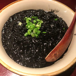 95226248 - 旬菜処びいどろ(イカ墨のぼろぼろジューシー)