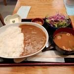 茅場町 朋 - 前沢牛特製カレー