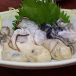 やしろ食堂 - 料理写真:生牡蠣
