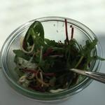 Spisehuusetifaaborg - サラダ