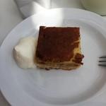 Spisehuusetifaaborg - デザート