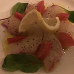 KISHIWADA - 鯛のカルパッチョ