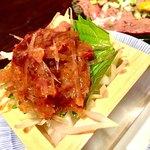 金山肉割烹 肉の権之助 - 馬肉鮫梅軟骨