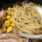 95230669 - 縮れ太麺