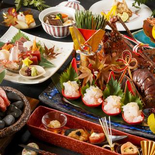 会席・日本料理和食『華彩都』