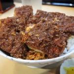 95234513 - 元祖味噌カツ丼