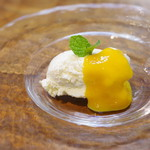 SAISIR - レアチーズケーキ