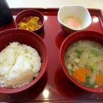 ジョイフル - 料理写真:豚汁朝食!