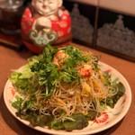アジアン ヌードル  - 料理写真: